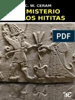 Ceram C. - El imperio de los Hititas