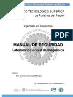 Manual de Seguridad de LaboratorioITSPR.