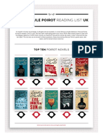 Poirot Reading List