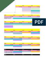 exemplo de cronograma de produção