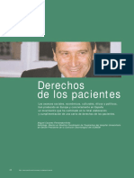 Derechos de los pacientes, 2001, Tribuna Médica