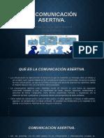 La Comunicación Asertiva.odp 2019