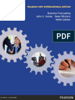Hanke, John E._ Wichern, Dean W. - Business Forecasting-Pearson (2014)