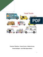 Plan de Negocios Food Trucks