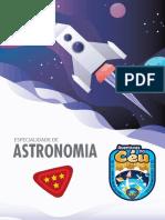 Especialidade Astronomia Min