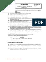 PROP-P- 025 Determinación de Gravedad Específica