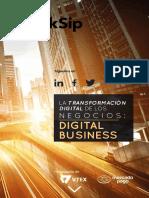 La transformación digital de los negocios-DIGITAL BUSINESS