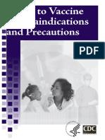 Guide to Vaccine & contraindication.pdf