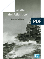 Williams Andrew - La batalla del Atlantico