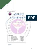 Analisis Website Pemerintah Daerah Tingkat II Provinsi Sumatera Utara