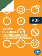 Guide de santé sexuelle et reproductive.