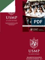 Reglamento de Evaluacion Estudiante Pregrado 2019