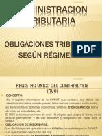 Regimenes Tributarios-sesion 7