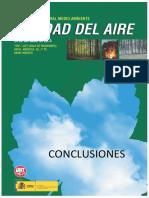 Conclusiones Jornada Confederal Medio Ambiente