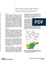 Influence of tectonic geomorphology on sedimentary geomorphology