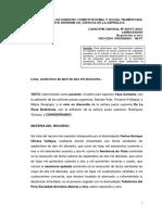 Cas.lab 20597 2016 Lambayeque Legis.pe