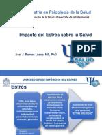 Impacto Del Estres en La Salud REV ARL
