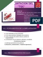 Implantacion Del Tqc