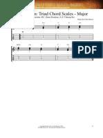 CB - Guitar Gym - Triad Chord Scales - C Major 543 Root pos .pdf