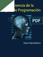 la esencia de la lógica en programación  omar  trejos pdf