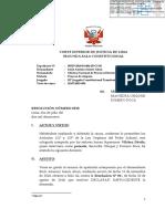 Sala Superior de Justicia ordena admitir Demanda de Amparo contra Voto Electronico