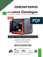 Den for Duk Catalogue 2015