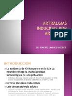 Artralgias Inducidas Por Arbovirus