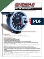 Manual Contagiro 125mm