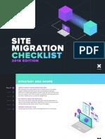 Site Migration Checklist v2 1564734392