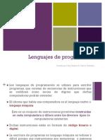 10 Lenguajes de Programacion