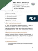 Guía para preparar entrevista a PHD