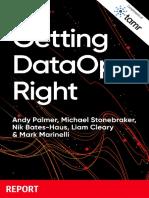 Tamr EB Getting DataOps Right Full 05-23-19