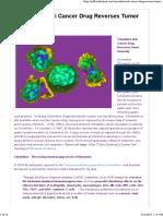 Cimetidine Anti Cancer Drug Reverses Tumor Immunity - Jeffrey Dach MD