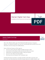 daman Digital Card