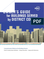 Owners Guide for Buildings Served by District Cooling 1