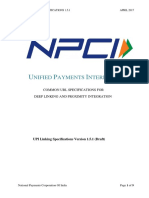 UPI Linking Specs Ver 1.5.1