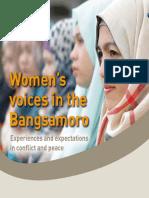 Womens Voices Bangsamoro WEB
