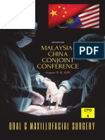 2019 Malaysia-china Conjoint Conference