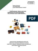 204030128 Pemasangan Pengujian Dan Perbaikan Sistem Pengaman Kelistrikan Dan Komponennya (1) Dikonversi