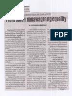 Balita, Aug. 15, 2019, Trans solon, nanawagan ng equality.pdf