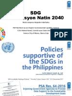 SDG Policies in Phils.pdf
