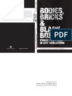 Joakim Forsemalm (2007) Bodies, Bricks & Black Boxes.