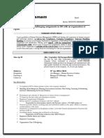 CV 2019 HR APR