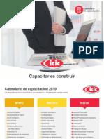 Calendar i o 2019