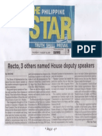 Philippine Star, Aug. 15, 2019, Recto, 3 others named House deputy speakers.pdf