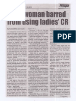 Tempo, Aug. 15, 2019, Transwoman barred from using ladies CR.pdf