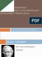 Teori Perkembangan Bahasa %28Chomsky%29 Dan Kepribadian DD