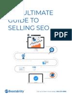 Selling  SEO