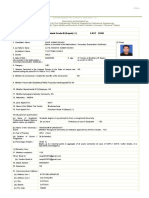 FCI Registration Slip ANUP