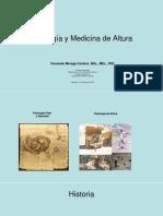 Fisiologia y Medicina de Altura (Embajada EEUU)